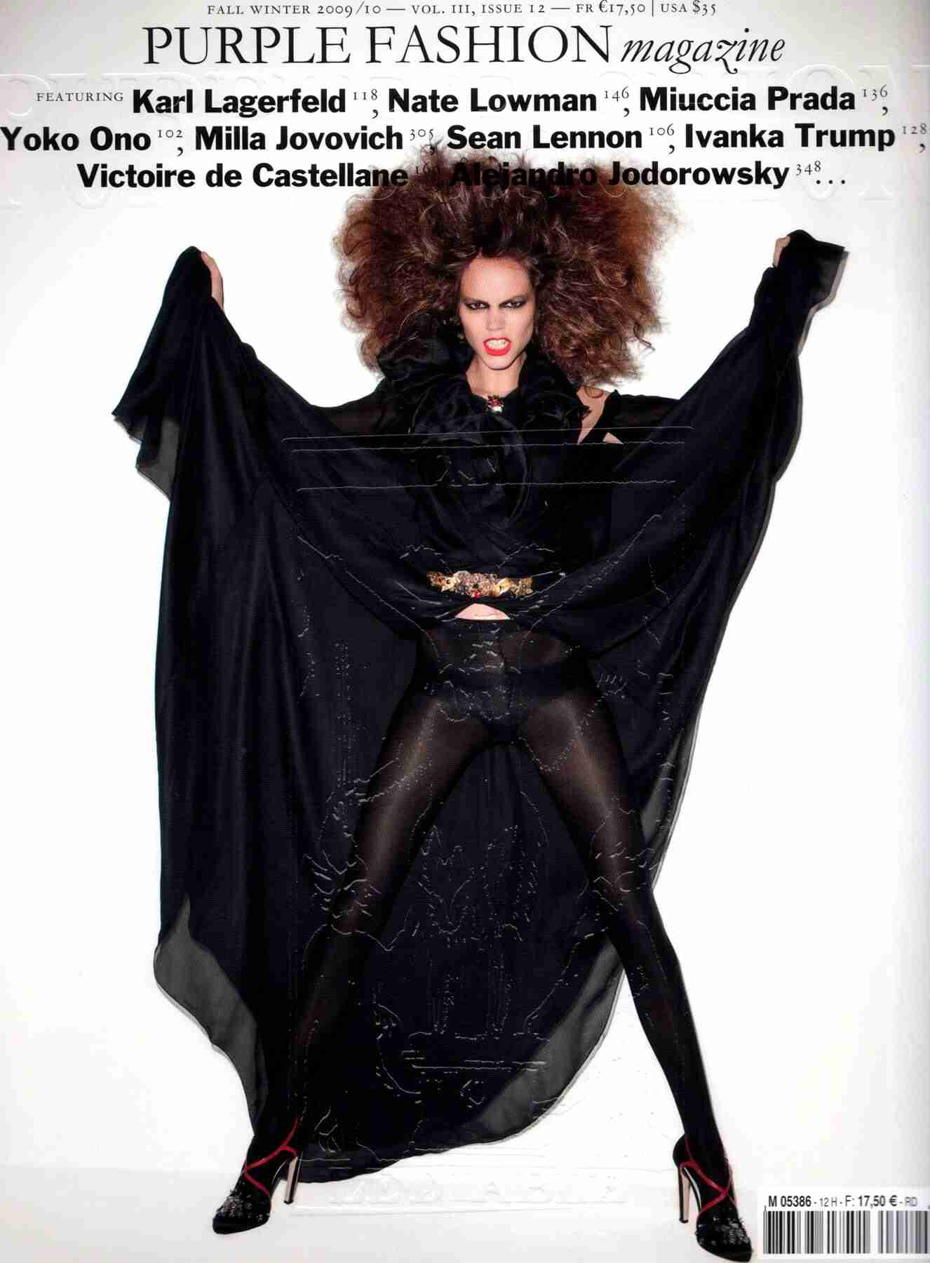 Purple fashion magazine blog 57